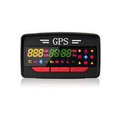 火狐狸 FIRE FOX GPS-A3 Plus 衛星定位行車警示器 (入門