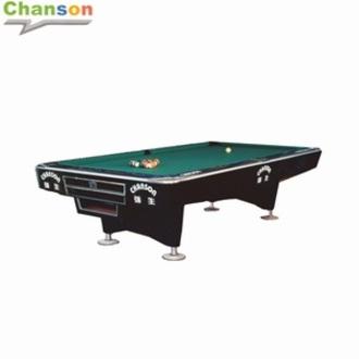 【Chanson 強生】國際標準花式比賽用撞球檯P019-2508